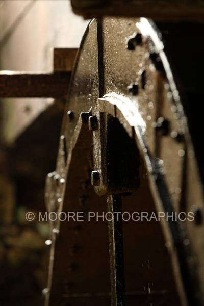 Water Wheel detail 1