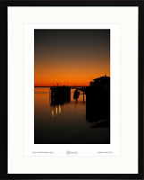 Sunset over Aberdyfi (Aberdovy) study-04