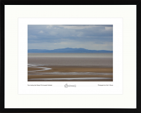 Overlooking the Solway Firth towards Scotland - study1
