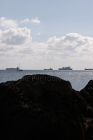Busy Solent