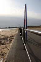 South Shields beach