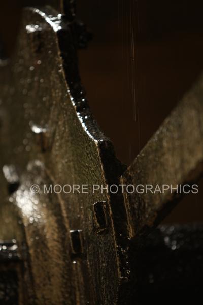 Water Wheel detail 4