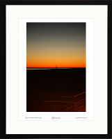Sunset over Aberdyfi (Aberdovy) study-05