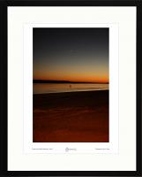Sunset over Aberdyfi (Aberdovy) study-07