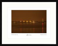 Southampton at Night - study 1