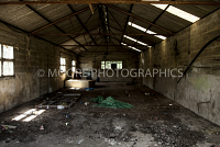 Farm Shed Interior