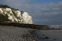 White Cliffs near Dover